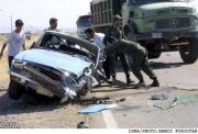 6-46-180-150-100 تصادفات | جمعیت طرفداران ایمنی راهها