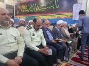 2-1116-180-150-100 همایش هم پیمانی ایمنی با حضور علما و روحانیون در گیلان 1396 | جمعیت طرفداران ایمنی راهها
