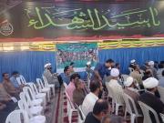 3-1117-180-150-100 همایش هم پیمانی ایمنی با حضور علما و روحانیون در گیلان 1396 | جمعیت طرفداران ایمنی راهها