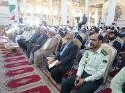 7-1121-180-150-100 همایش هم پیمانی ایمنی با حضور علما و روحانیون در گیلان 1396 | جمعیت طرفداران ایمنی راهها