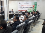 1-960-180-150-100 تشکیل هیئت اجرائی جمعیت طرفداران ایمنی راهها در استان لرستان